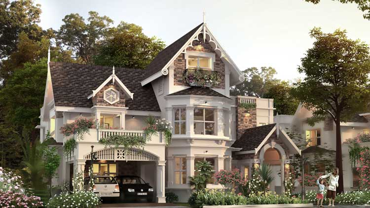 Villas in Kochi